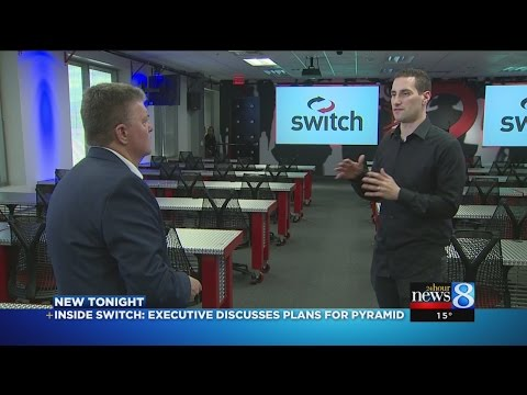 Switch draws back the curtains on SUPERNAP