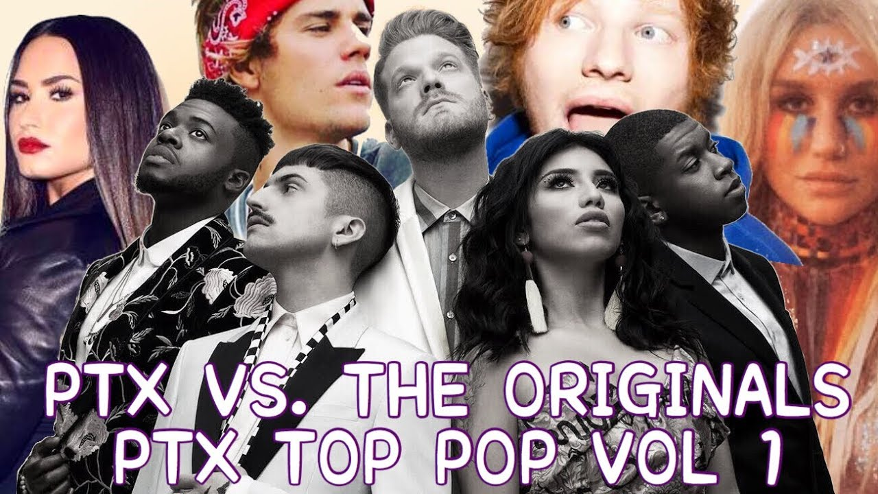 PENTATONIX VS. THE ORIGINAL | PTX TOP POP VOL.1 EDITION