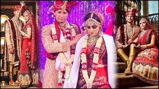 Okariki Okaru Actress Aarti Chhabria Gets Married To Visharad Beedassy | Marriage Images