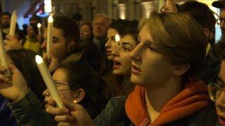 Áustria lembra 80 anos da 'Noite dos Cristais'