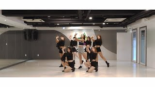 "애슐리(ASHLEY) ""HERE WE ARE"" Dance Practice"