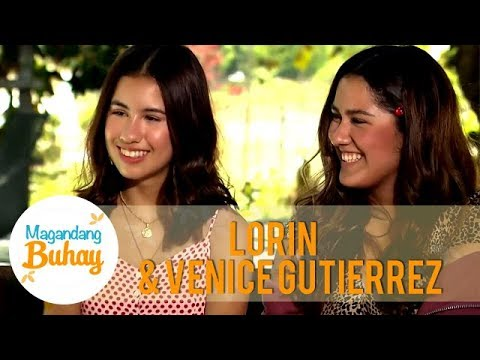 Lorin and Venice share how Ruffa raised them | Magandang Buhay