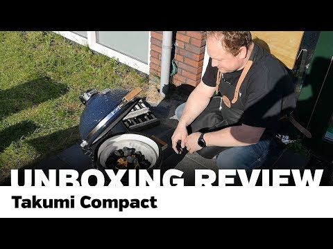 Unboxing Review: Takumi Compact