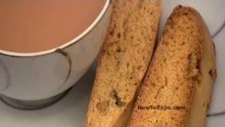 Biscotti Recipe (how To Make Italian Biscotti) Biscoti