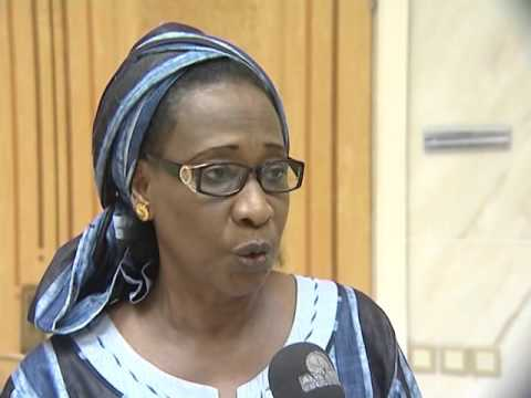 UNDP: Mme Diye Ba, Ancienne Ministre de Mauritanie