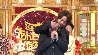 俳優の中村倫也さんが、14日放送の特別番組「さんま・玉緒のお年玉 あん...