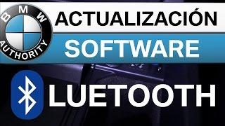 BMW - Como actualizar el software del Bluetooth