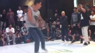 Freestyle Session L.A. qualifier Top 16 5 Crew Dynasty vs Marittima Funk/Battle Holex