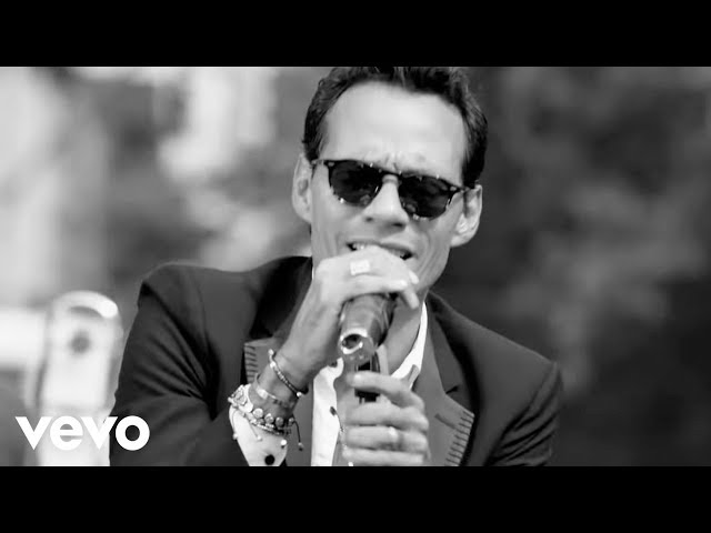 Marc Anthony - Vivir Mi Vida (Official Video)