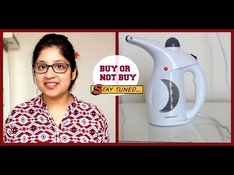 Buy or not buy? All about steamer|demo and review | Pragati bhatia