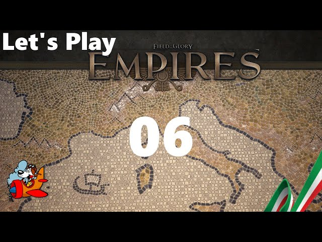 Field of Glory Empires [Let's Play ITA] 06
