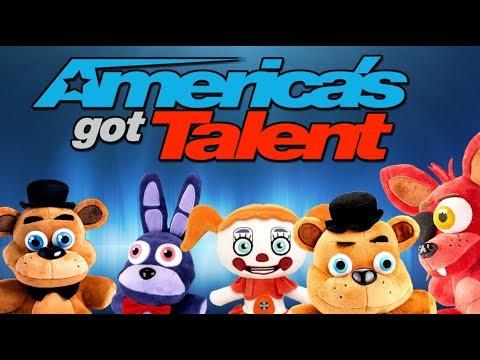 Download Youtube: FNAF Plush - America's Got Talent