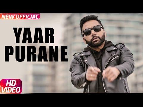 Yaar Purane (Full Song) | Rippy Gill | Latest Punjabi Song 2017 | Speed Records