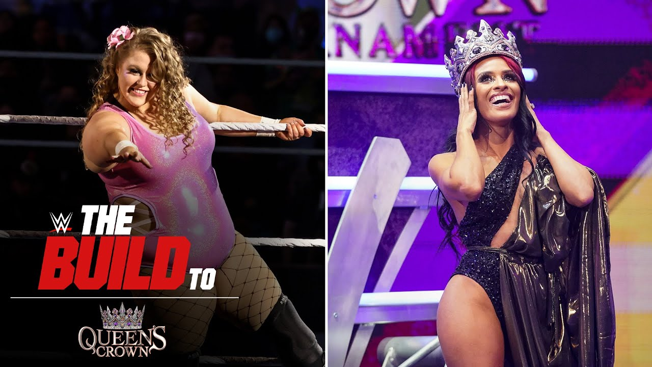 Download WWE The Build To: Queen's Crown
