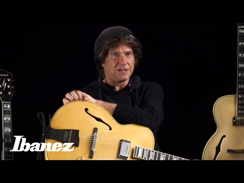 The Ibanez Pat Metheny Interview