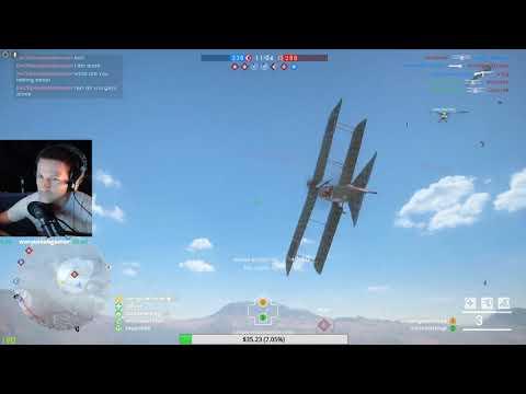 Battlefield 1 - Dogfighting and trash talking thumbnail