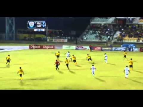 Haiti vs Jamaica 2014