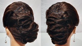 Latest Party Hairstyle For Long Hair || hair style girl || cute hairstyles || everyday hairstyle