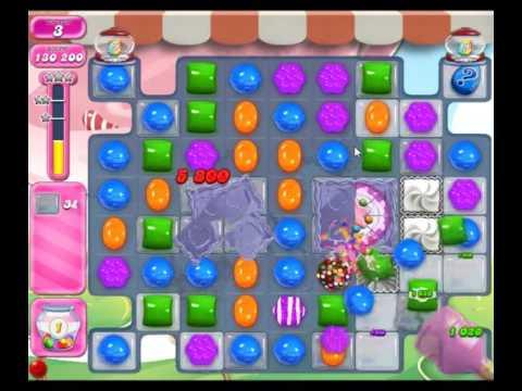 Candy Crush Saga Level 2288 - NO BOOSTERS
