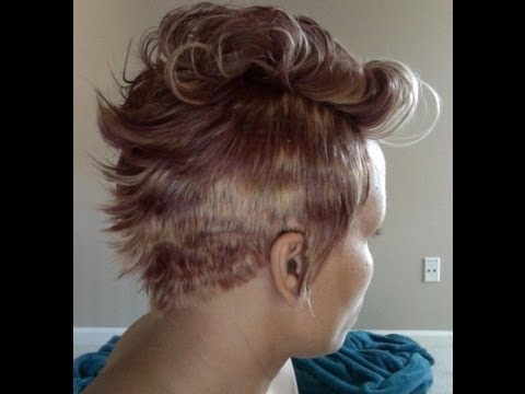 27 Piece Mohawk Quick Weave Youtube