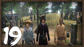 [19] Way of the Samurai 4 (PC) - Four Samurai Lords vs Yakuza Quartet