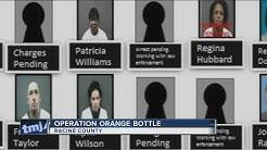 Big bust in Racine County