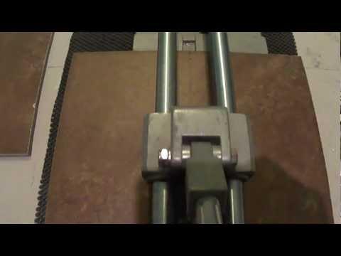 Quick Tips for cutting bathroom floor tiles