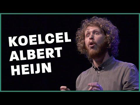 Kasper van der Laan - Leids Cabaret Festival 2018 - Melk kopen
