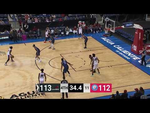 Agua Caliente Clippers Full Highlights vs. Sioux Falls Skyforce 2-26-18