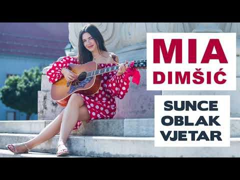 Mia Dimšić - Sunce, Oblak, Vjetar (HD video, HQ audio, lyrics)