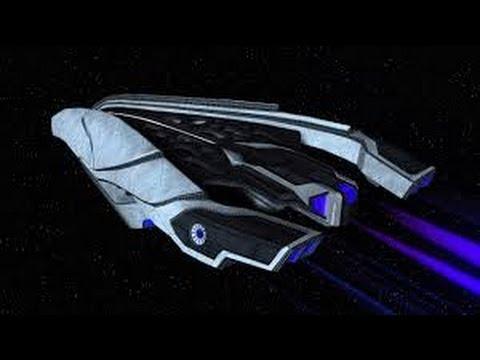 Star Trek Online Obelisk Carrier Pvp Youtube