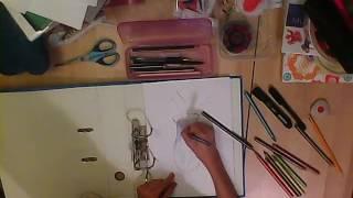 Как рисовать вазу с цветами(Видео урок)(Привет всем! Это мое второе видео. Напомню что я начинающий видео блогер и я ещё не очень опытная... И не судит..., 2016-11-03T18:59:32.000Z)