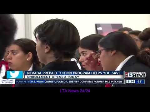 Nevada prepaid tuition program helps you save