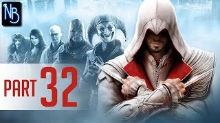 Assassin's Creed: Brotherhood Walkthrough Part 32 No Commentary