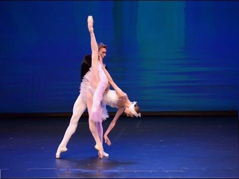 Swan Lake Pas de deux- International Ballet Competition Hellas