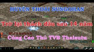 Thần Chùy Sungohan tái xuất sau 14 năm thách đấu Đệ nhất TVB Thaisutu - X3 Kinh Điển