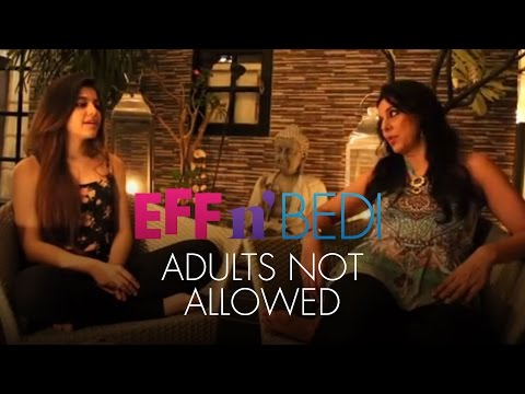 Adults Not Allowed | Pooja & Aalia Discuss About Clubbing Together