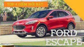 Với 4 điểm này, Ford Escape 2020 sẽ vượt mặt Honda CR-V và Mazda CX-5 tại Việt Nam?