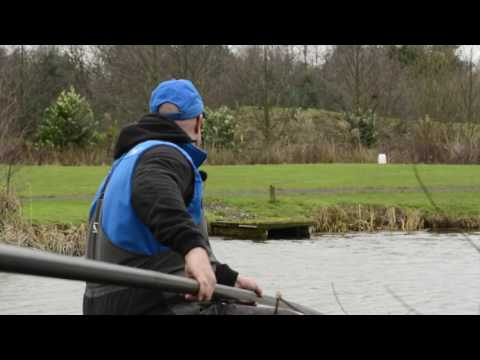 MAP Fishing - Andy May On the Box - Live Match Footage - Partridge Lakes