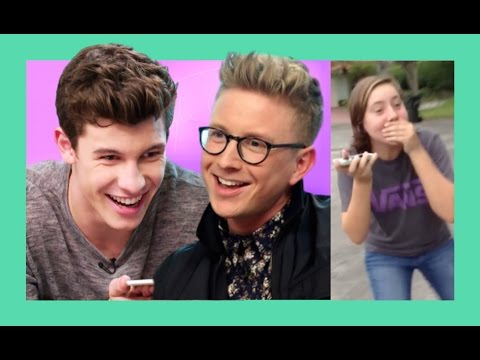 Surprising a Fan with Shawn Mendes   The Tyler Oakley Show