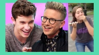 Surprising a Fan with Shawn Mendes | The Tyler Oakley Show