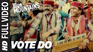 Vote Do Full Video Song | Blue Mountains | Kailash Kher | Late Aadesh Shrivastava | T-Series