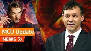 Major Update on Doctor Strange in the Multiverse of Madness & Sam Raimi