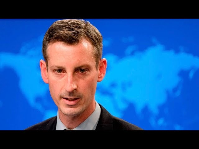 US State Department spokesperson Ned Price holds news briefing - YouTube