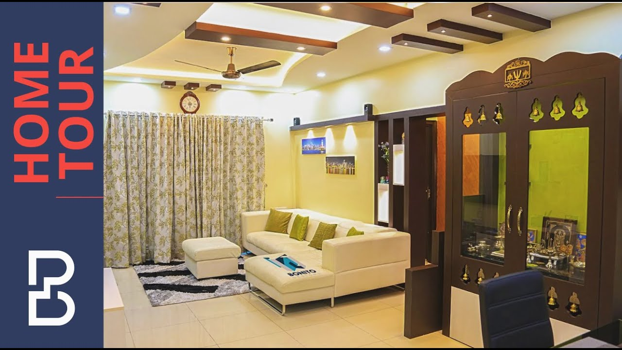 Full house interior design of mr madhu chaithra brigade for Complete house interior design