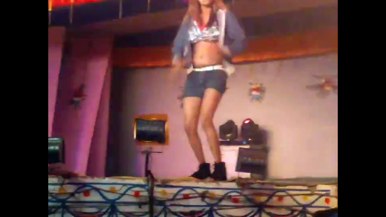 Hot Dance On Stage By Desi Indian Girl - Youtube-4269
