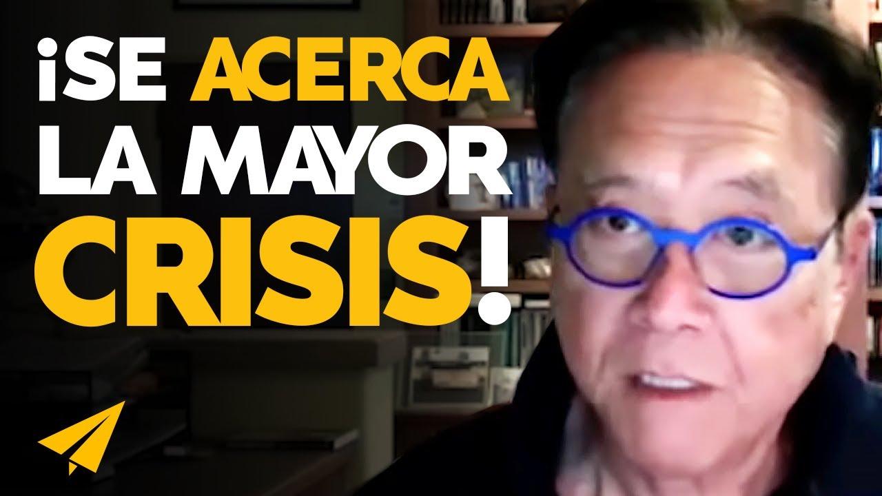 Debes Ver Esto - ROBERT KIYOSAKI Analiza la Crisis por el COVID-19