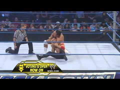 WWE Smackdown 8/27/10 Part 8/10 HQ