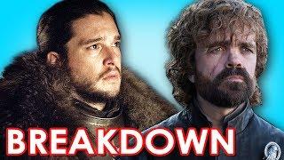 "Game of Thrones Season 7 Episode 3 ""The Queen's Justice"" Preview BREAKDOWN + THEORIES"