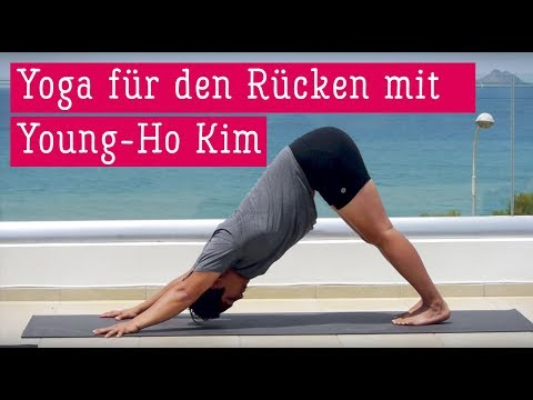 Yoga für den Rücken mit Young-Ho Kim | Rücken Yoga | Yoga Workout